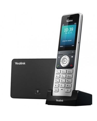 Yealink W56P - беспроводной IP-телефон DECT