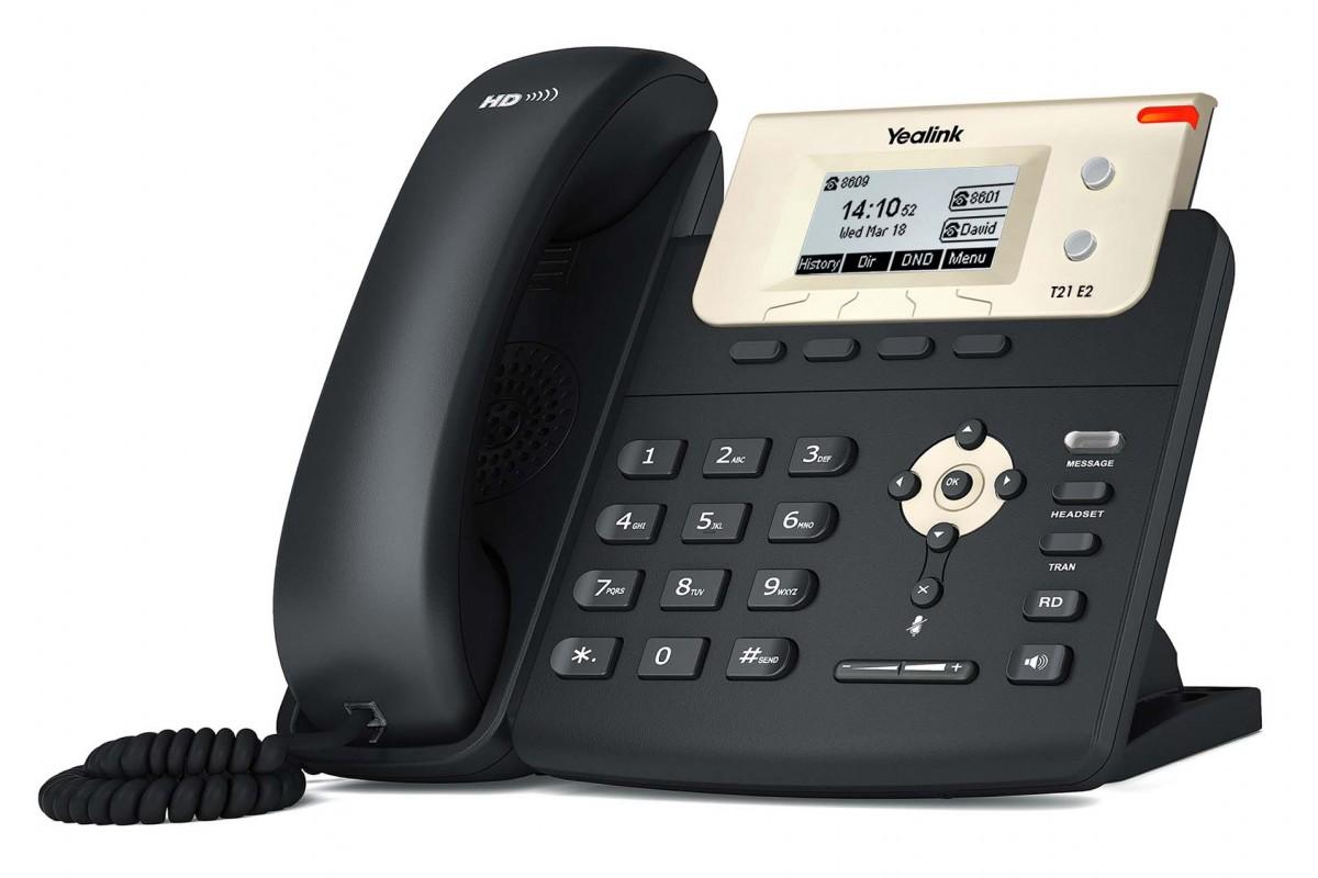 5c1863640bc Yealink SIP-T21 E2 — IP-телефон SIP