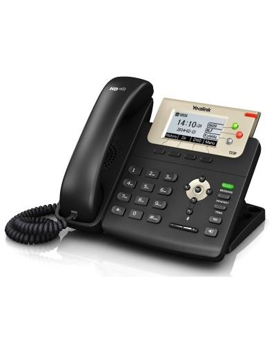 Yealink SIP-T23P — IP-телефон SIP, проводной VoIP-телефон