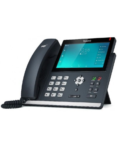 Yealink SIP-T57A - IP телефон, Gigabit порт, Wi-Fi, Android