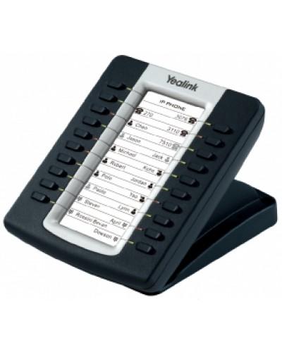 Yealink EXP39 черный — Модуль расширения с LCD для IP-телефонов Yealink SIP-T27P, T29G, T38G