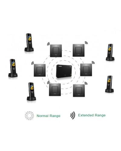 Комплект DECT IP-телефон Yealink W52P и репитер Yealink RT10