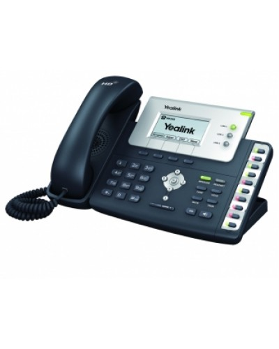Yealink SIP-T26P — IP-телефон SIP, проводной VoIP-телефон