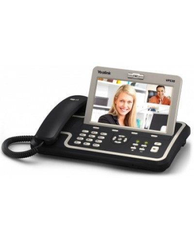 Yealink VP530 — IP-телефон видеотелефон SIP, проводной VoIP-телефон