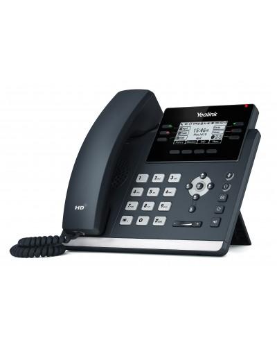 Yealink SIP-T42U - IP-телефон, Ethernet 10/100/1000 порта