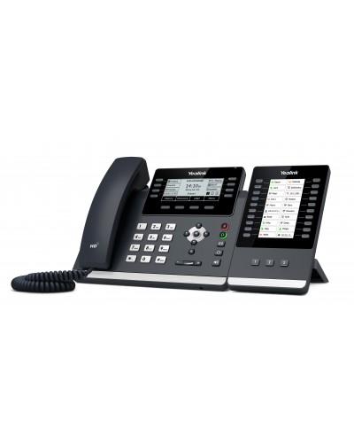 Yealink SIP-T43U+EXP43 - Комплект, телефон + панель расширения