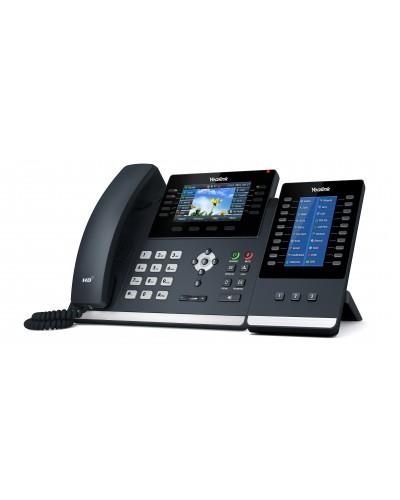 Yealink SIP-T46U+EXP43 - Комплект, телефон + панель расширения