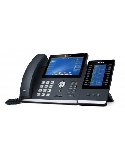 Yealink SIP-T48U+EXP43 - Комплект, телефон + панель расширения
