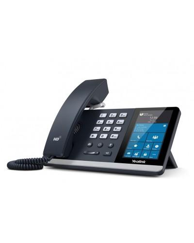 Yealink SIP-T55A-TEAMS - IP-телефон, Gigabit, Wi-Fi, Bluetooth