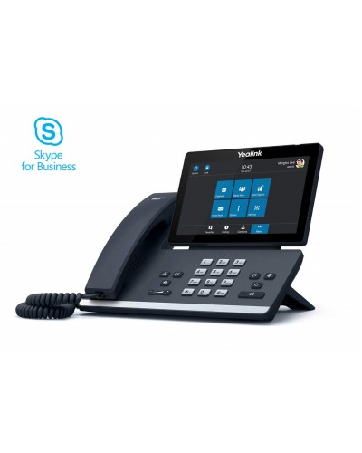 Yealink SIP-T56A Skype for Business - Android SIP телефон