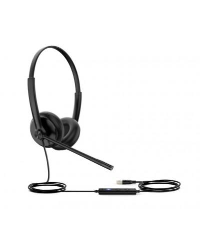 Yealink UH34 Dual Teams - USB гарнитура, стерео