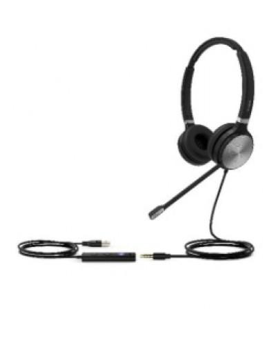 Yealink UH36 Dual-Teams - Проводная USB-гарнитура