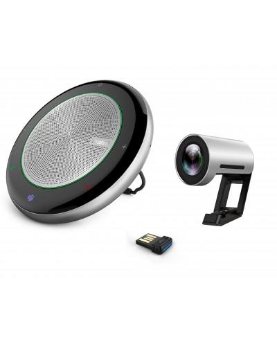 Yealink ВКС personal bundle №2 - Комплект для видеоконференцсвязи, камера + спикерфон с BT50