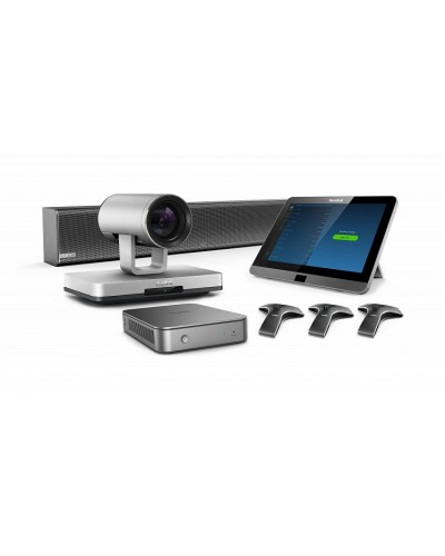 Yealink ZVC800-C2-310 - Видеотерминал для конференц-залов, сертифицирован Zoom под сервис Zoom Rooms